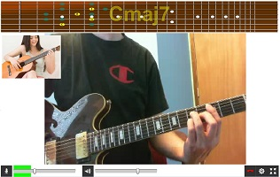 live, private, online guitar lessons